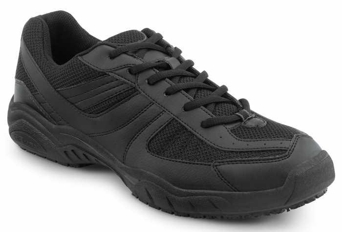 SR Max SRM160 Austin, Women's, Black, Athletic Style Slip Resistant Soft Toe Work Shoe