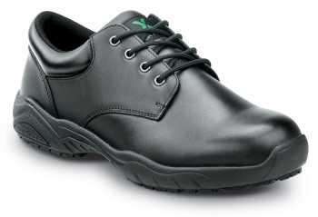 SR Max SRM180 Providence, Women's, Black, Oxford Style Slip Resistant Soft Toe Work Shoe