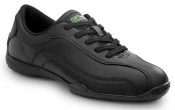 SR Max SRM172 Celia, Women's, Black, Soft Toe, Slip Resistant Athletic