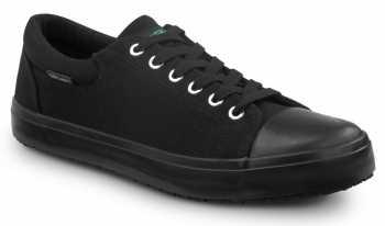 SR Max SRM197 Chester Black, Women's, Skate Style Slip Resistant Soft Toe Work Shoe