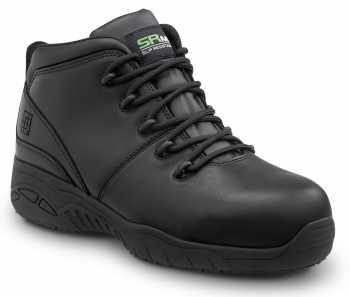 SR Max SRM2750 Juneau II, Men's, Black, Comp Toe, EH, Waterproof, Slip Resistant Work Hiker