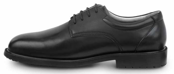 SR Max SRM350 Arlington, Women's, Black, Dress Style Soft Toe Slip Resistant Work Shoe