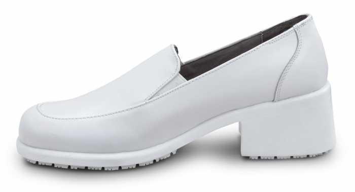 SR Max SRM534 Venice, Women's, White, Twin Gore Dress Style Soft Toe Slip Resistant Work Shoe