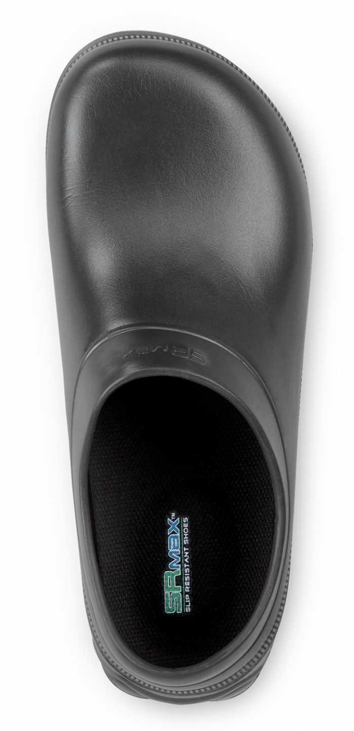 SR Max SRM750 Hatteras, Women's, Black EVA Clog Style Soft Toe Slip Resistant Work Shoe