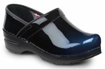 Sanita SSA9206BL Sanita Shadow, Women's, Blue, Soft Toe, Slip Resistant Clog