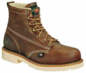 Thorogood TG804-4374 Men's, Brown, Steel Toe, EH, 6 Inch boot