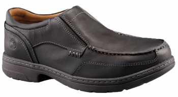 Timberland TM92647 Branston Men's, Black, Alloy Toe, SD, Twin Gore, Casual Slip On