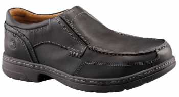 Timberland PRO TM92647 Branston Men's, Black, Alloy Toe, SD, Twin Gore, Casual Slip On