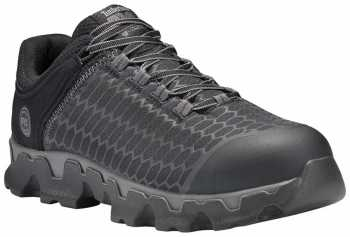 Timberland PRO TMA176A Powertrain, Men's, Black/Grey, Alloy Toe, EH Oxford