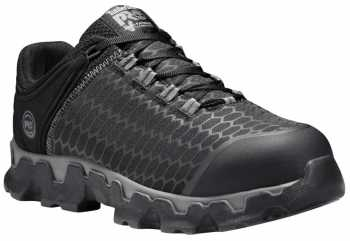 Timberland PRO TMA1B6U Powertrain, Men's, Black, Alloy Toe, SD, Sport Casual