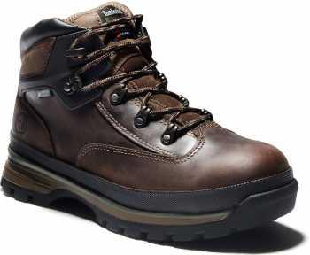 Timberland PRO TMA1HC5 Euro Hiker, Men's, Brown, Alloy Toe, EH, WP Hiker