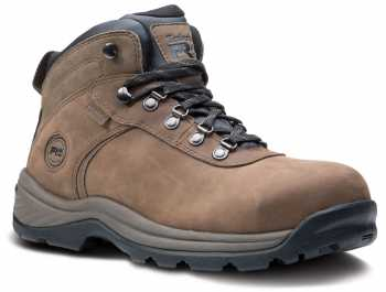 Timberland PRO TMA1Q8V Flume, Men's, Brown, Steel Toe Hiker
