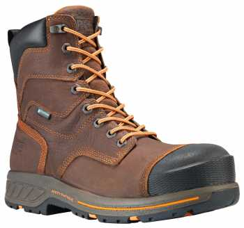 Timberland PRO Helix, Men's, Brown, Comp Toe, EH, WP, 8 Inch Boot
