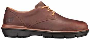 Timberland PRO TMA1KOV Boldon, Men's Brown, Alloy Toe, SD, Dress Oxford
