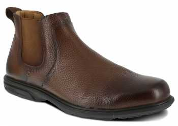 Florsheim WGFS2031 Loedin, Men's, Brown, Steel Toe, SD, Twin Gore Boot