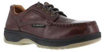 Florsheim WGFS240 Compadre,Women's, Brown, Comp Toe, SD Eurocasual