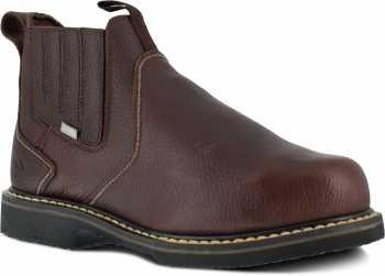 Iron Age WGIA5018 Groundbreaker, Men's, Brown, Steel Toe, EH, Mt, 6 Inch Boot
