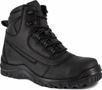 Iron Age WGIA5500 Backstop, Men's, Black, Steel Toe, EH, 6 Inch Boot