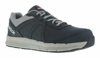 Reebok Work WGRB3502 Guide Work Men's, Navy/Grey, Steel Toe, EH, Performance Cross Trainer