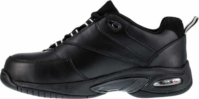 Reebok Work WGRB417 Black Comp Toe, Conductive, Women's High Performance Athletic Oxford