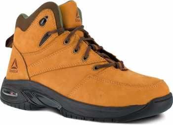 Reebok Work WGRB437 Golden Tan Comp Toe, Conductive, Women's High Performance Hiker