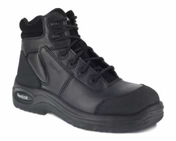 Reebok Work WGRB750 Black Comp Toe, EH, Women's 6 Inch Sport Boot
