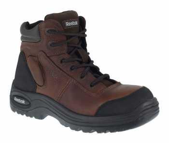 Reebok Work WGRB7755 Brown Comp Toe, SD, Men's 6 Inch Sport Boot
