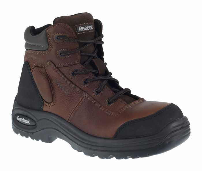 Reebok WGRB7755 Brown Comp Toe, SD, Men's 6 Inch Sport Boot