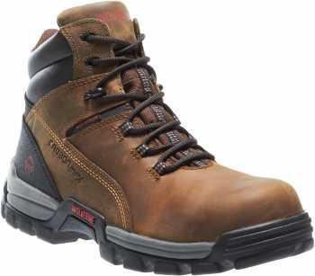 Wolverine WW10305 Tarmac, Men's, Brown, CarbonMAX Toe, EH, WP Hiker