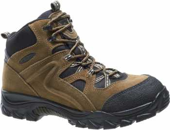 Wolverine WW4624 Brighton, Men's, Hedge/Black, Steel Toe, EH, Hiker