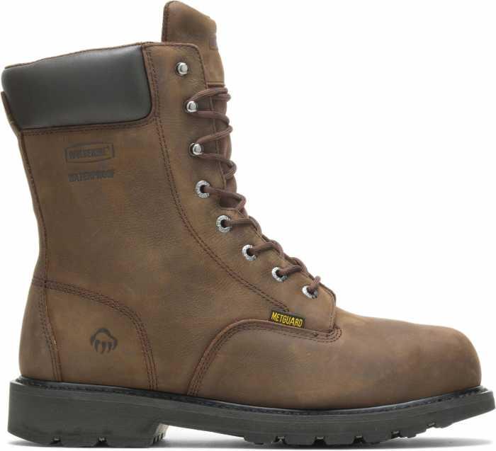 Wolverine WW5680 McKay, Men's, Brown, Steel Toe, EH, Mt, WP, 8 Inch Boot