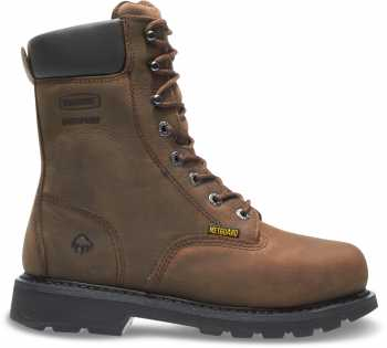 Wolverine WW5680 McKay, Men's, Brown, Steel Toe, EH, Mt, WP, 8 Inch Boot